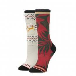 Stance Ladies Holiday Box Set (2 Pack) Multi