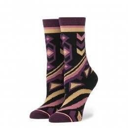 Stance Ladies Nefertiti Socks Black