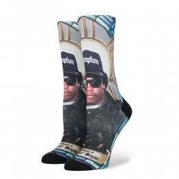 Stance Ladies Praise Eazy-E Socks Blue