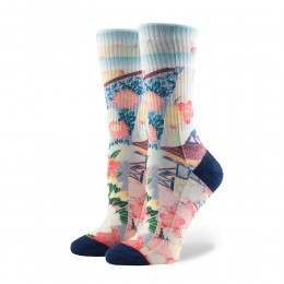 Stance Chinsuko Socks Mint