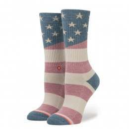 Stance Miss Independent Socks Natural