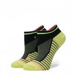 Stance Flortex Fusion Socks Neon Lime
