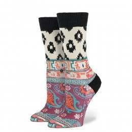 STANCE BACK EAST SOCKS Multi