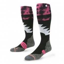 Stance Moto Womens Adelaide Socks Pink