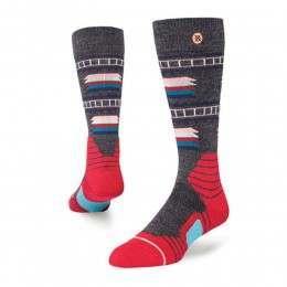 Stance Womens Bridgeport Snow Socks Black