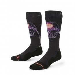 Stance X Star Wars Darth Snow Socks Purple