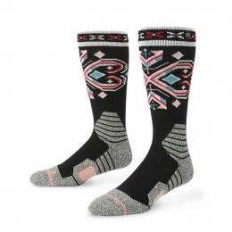 Stance Ladies Kongsberg Merino Snow Socks Black