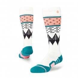 Stance Womens Outland Snow Socks Black