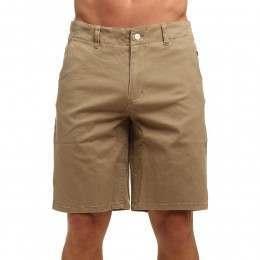 Rusty Malibu Shorts Khaki