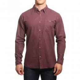 Rusty Mobbed Shirt Port