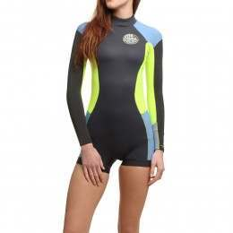 Ripcurl Dawn Patrol Long Sleeve Wetsuit Blue