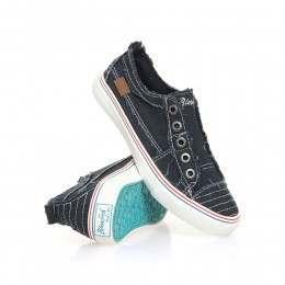 Blowfish Play Shoes Navy Washed