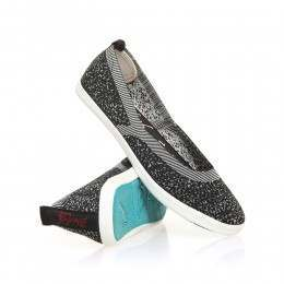 Blowfish Ko-Z Slip-On shoes Black/Cream