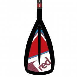 RED PADDLE ALLOY VARIO 3 PIECE TAVEL SUP PADDLE
