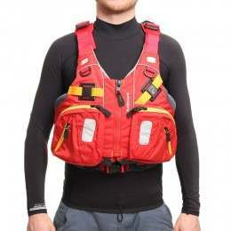 PALM KAIKOURA TOURING BUOYANCY AID RED