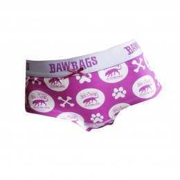 BAWBAGS LADIES 'THE DUGS BAWS' UNDERWEAR Magenta