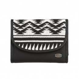 Animal Drift Wallet Black