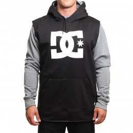 DC Dryden Tech Hoody Black