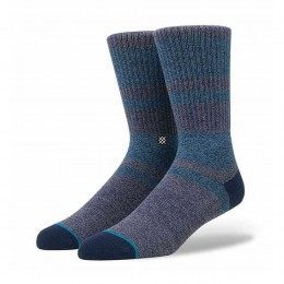 Stance Uncommon Solids El Cap Socks Navy