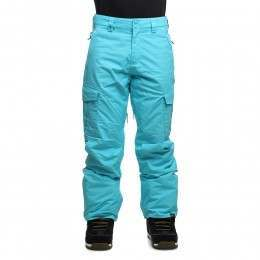 Quiksilver Porter Ins Snow Pants Bluefish