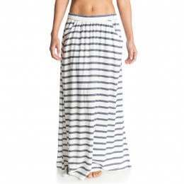 Roxy Solida Maxi Skirt Sand Piper Stripe