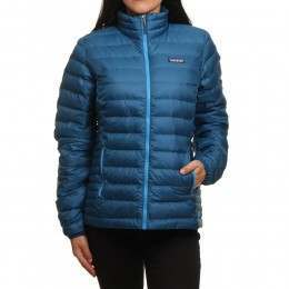 Patagonia Down Sweater Big Sur Blue