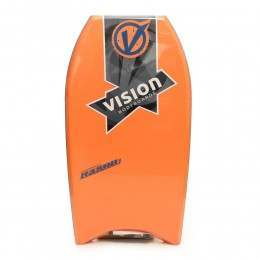 VISION RAZOR BODYBOARD 40 INCH Orange/Blue/Orange