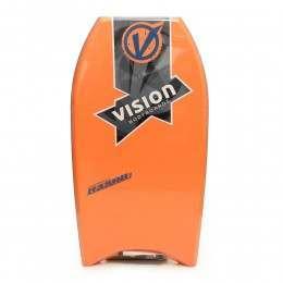 VISION RAZOR BODYBOARD 42 INCH Orange/Blue/Blue