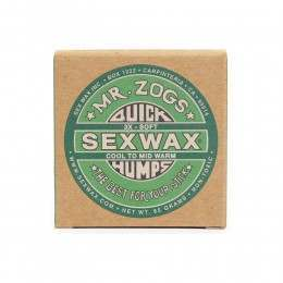 SEXWAX QUICK HUMPS Green Cold