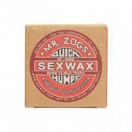 SEXWAX QUICK HUMPS Red Warm