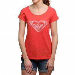 Roxy Touch Of Mex Tee Hibiscus