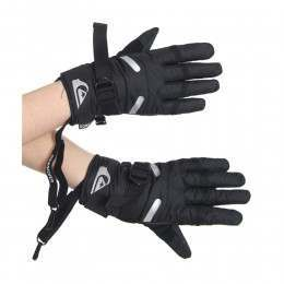 QUIKSILVER BOYS TRITON SNOW GLOVES Black