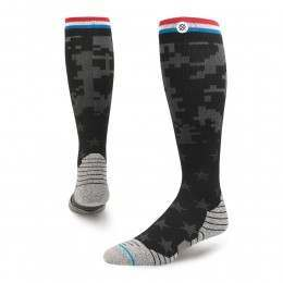 Stance Moto Command Socks Black
