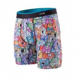 Stance Monster Party BB Poly Boxers Multi