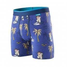 Stance Surf Monkey Cotton Boxer Navy