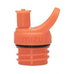 Mizu Water Bottle Sports Cap Orange