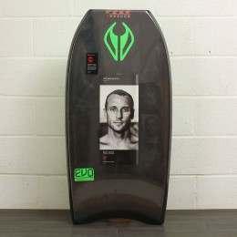 NMD Evo PE Bodyboard 44 Inch Black/Green/Black
