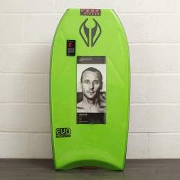 NMD Evo PE Bodyboard 44 Inch Lime/Grey/Black