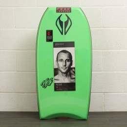 NMD Njoy PE Bodyboard 42 Inch Green/Green/Black