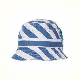 ANIMAL BOYS NORFOLK BUCKET HAT Stripes