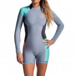 Ripcurl Dawn Patrol Long Sleeve Wetsuit Turquoise
