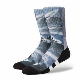 Stance Rob Surf Legends Socks White
