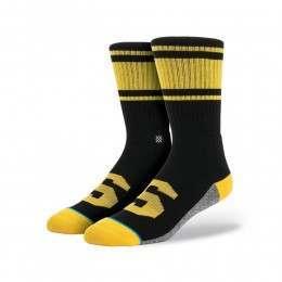 Stance State Champ Socks Black