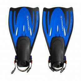 VISION DIVE FIN OPEN HEEL Blue