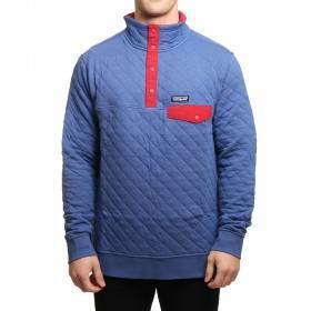 Patagonia Cotton Quilt Snap-T Pullover Moon Blue