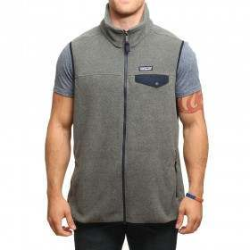 PATAGONIA SYNCHILLA SNAP-T VEST Nickel Blue