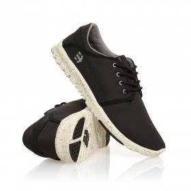 Etnies Scout Shoes Black/Grey/Grey