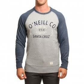 ONeill Santa Crew Sweatshirt Ink Blue