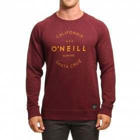 ONeill Jack's Base Type Sweatshirt Tawny Port