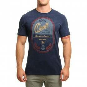 ONeill Throwback Tee Ink Blue
